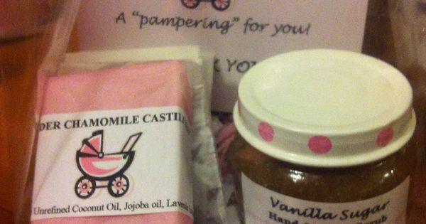 natural spa kits: Handmade lavender chamomile castile soap, vanilla ...