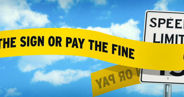 how to pay speeding fine online