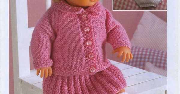 Free Knitting Patterns For Our Generation Dolls : Herbies Doll Sewing, Knitting & Crochet Pattern ...