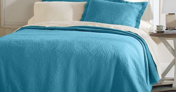 Shop Wenham Matelasse Bedspread And Other Bedding, Sheets