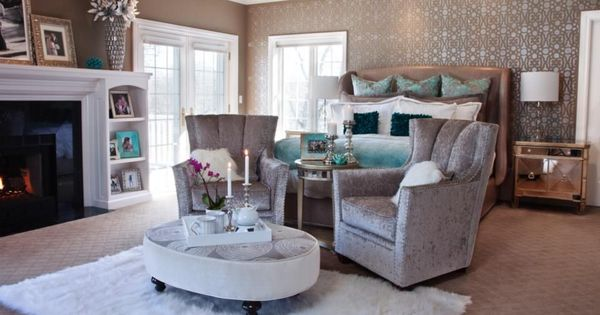 Feminine Master Bedroom Home Fashion Pinterest Master Bedroom And Bedrooms