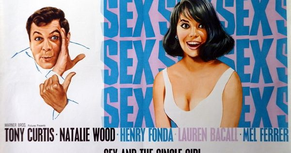 Sex and the single girl 1960s bedroom farce sex comedy for Farcical comedy movies