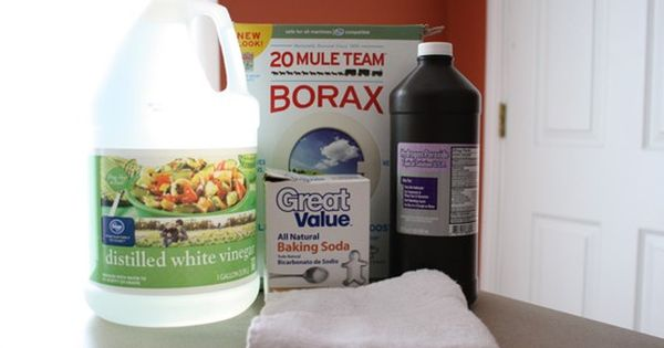 Peroxide Gets Rid Of Mold And Mildew That Appears In The