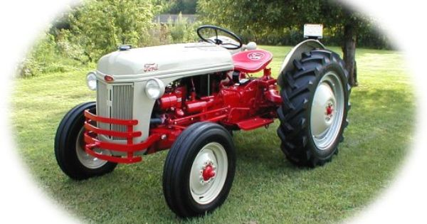 Ford 600 Tractor Serial Number : Ford n tractors and other farm equipment