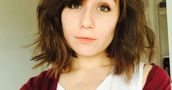 Long Bob Choppy Layers Cute Hair Teen Doddleoddle