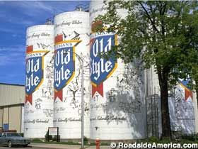 In The Late 1960s The G Heileman Brewery Built Six Large Storage Tanks At Its Plant In La Crosse Wisconsin Wheth La Crosse La Crosse Wisconsin Old Fashioned