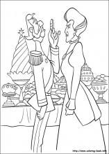 Cinderella Coloring Pages On Coloring Book Info Cinderella Coloring Pages Disney Princess Coloring Pages Cartoon Coloring Pages