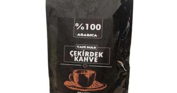 Cafe Bulb Arabica Cek Kahve 1kg Cekirdek Kahveler 100 Organik Arabica Kahve Kahve