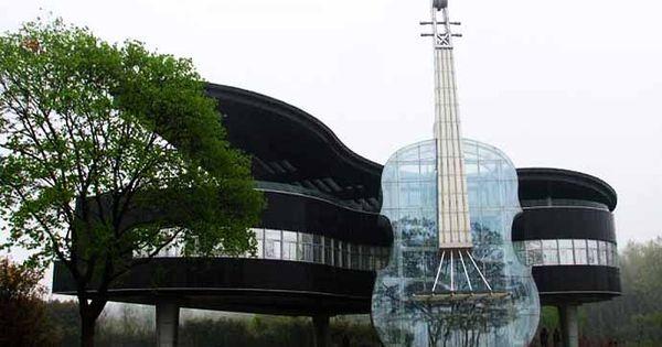 Casa Piano House Huainan China Es Un Dise O Nico Que