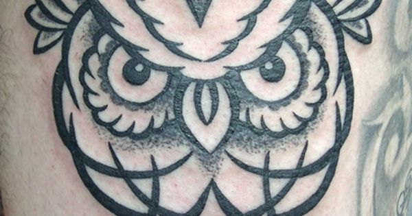 Owl from Spring Tattoo
