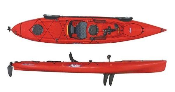 Hobie revolution fishing kayak review fishing kayak for Fishing kayaks reviews