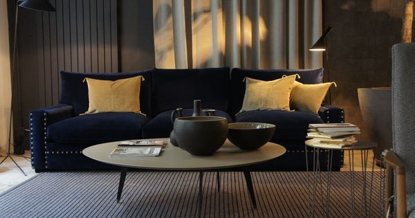 canap victor caravane et table flower lema lounge pinterest salons french interior and. Black Bedroom Furniture Sets. Home Design Ideas
