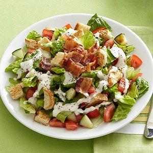 Blt Salad Diabetic Friendly Diabetic Salads Salad