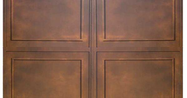 Portail battant fer capitole portail pinterest portail portail coulissant et le portail for Peindre portail fer