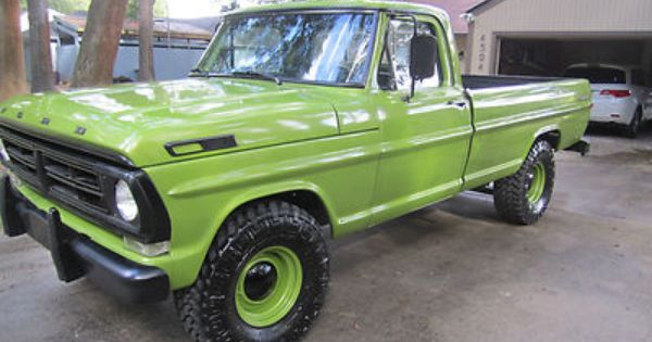 Pin By Krishna On Harleys And Fords Ford Pickup Trucks Classic Ford Trucks Ford Trucks