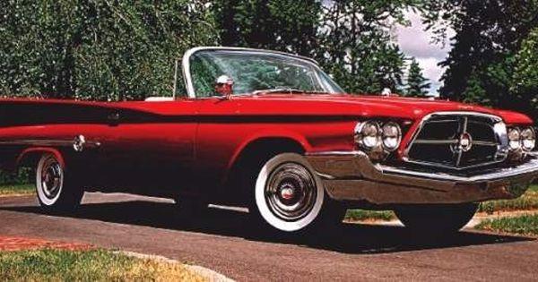 Cobb Drove His Maroon Chrysler 300f To Donald Beal S Chrysler Plymouth Dealership In South Burlington Vermont 1960 Super Images Chrysler 300 Chrysler