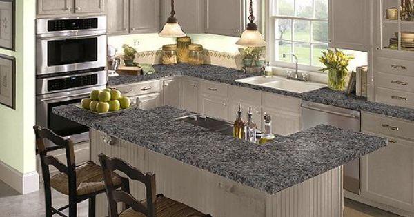 Laminate countertop bella reale wilsonart hd 1821k for Kitchen designs trinidad
