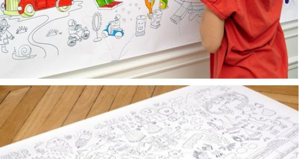 Kids Colouring Pages At French Blossom Kids Artist In