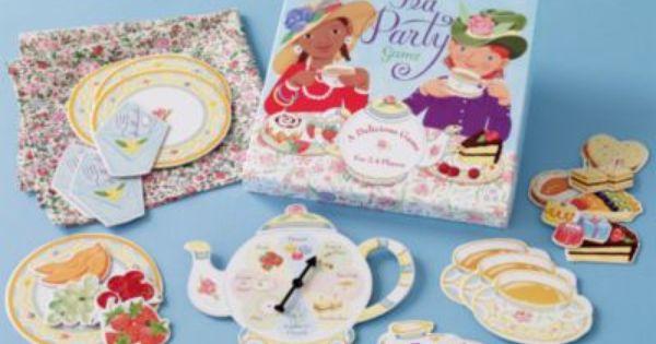 Tea Party Game   Tea Party: Games   Pinterest   Tea Party Games, Party
