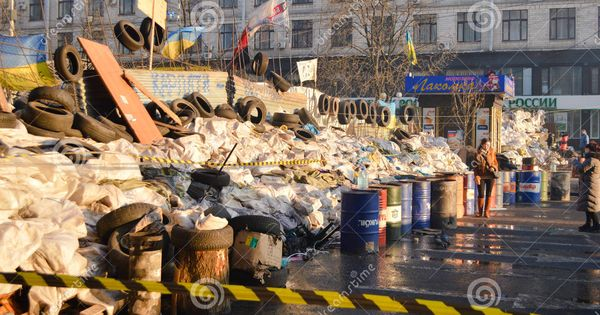11 December 2013 sweep of Maidan