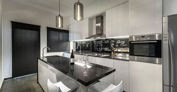 Cocina Contemporanea : Vision Shades of Nostrand Ave