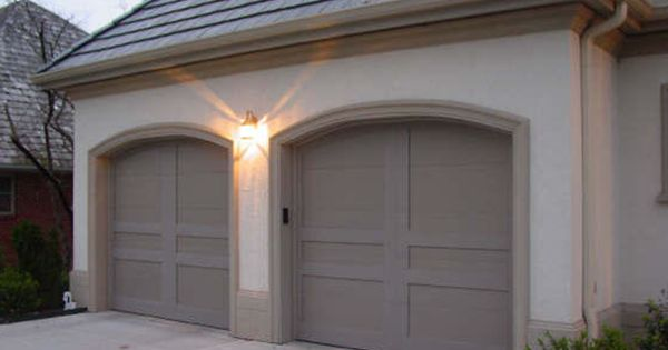 Profile Trim Around Garage Doors Garage Doors Best Garage Doors Garage Door Colors