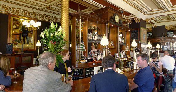 Cafe Royal Bar Edinburgh By Bobswin On Deviantart Cafe Royal