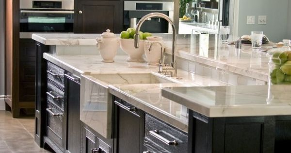 Kitchen Island With Sink And Seating Love Except I Think I