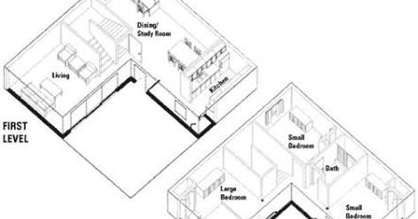 image result for l shape 3d floor house plan l shaped house l shaped house plans castle house plans l shaped house plans