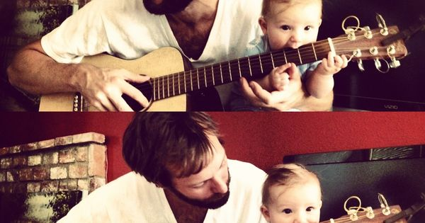 Have the future husband sing and play guitar to the future kids.
