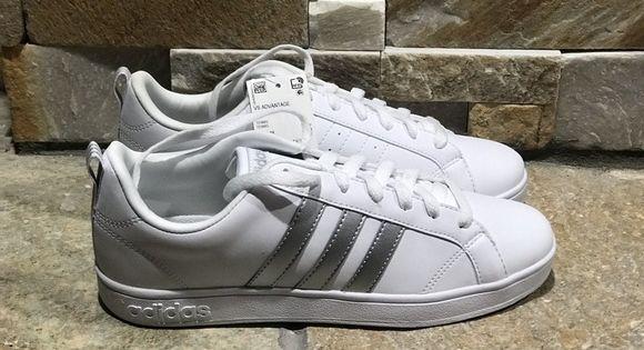 Adidas VS Advantage white/silver