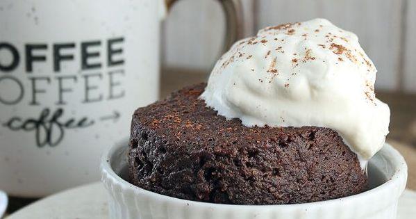 Keto Avocado Cake Recipes: Keto Chocolate Cake In A Mug