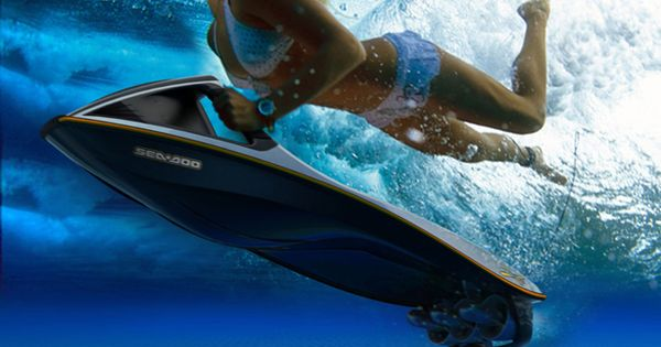 SeaDoo - Powered Body Board