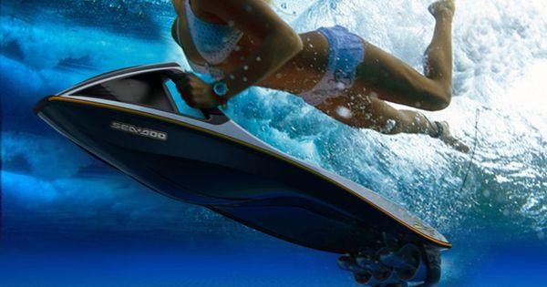 SeaDoo - Powered Body Board