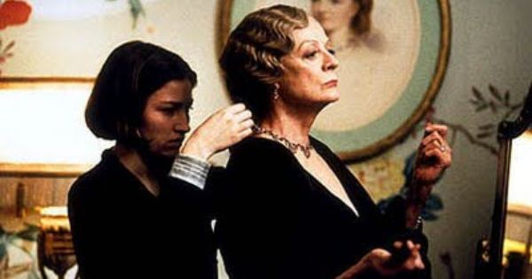 Gosford Park Maggie Smith Kelly Macdonald Maggie Smith Movies