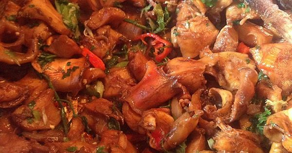 Fricass de lambis guadeloupe pinterest cuisine - Cuisine antillaise guadeloupe ...