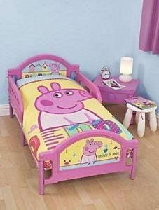 Black And White Garage Flooring For Car Garagetoddler Princess Bed Could Use Peppa Pig Bed Made Of Plastic Toddl Toddler Bed Girl Toddler Bed Toddler Bed Frame