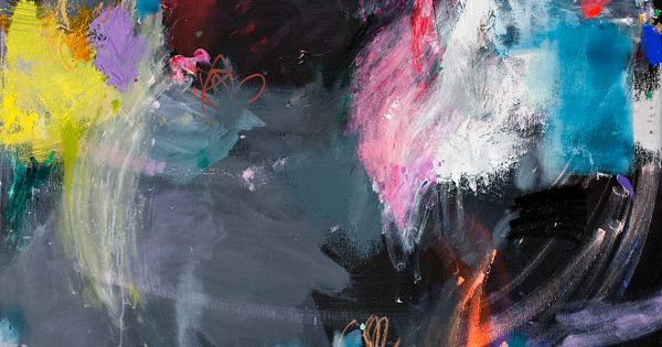 Miranda Skoczek, oil painting