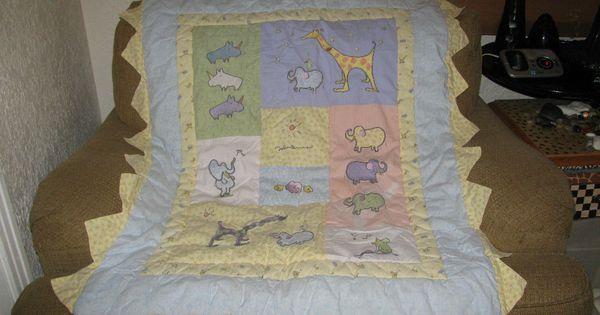 John Lennon Real Love Nursery Baby Comforter Blanket