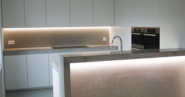 dade desgin | dade design beton küche | modern living | pinterest