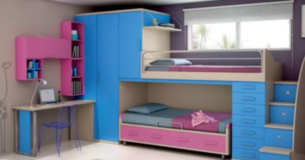 Pianca mobiliario literas para ni os muebles pinterest - Pianca mobiliario ...
