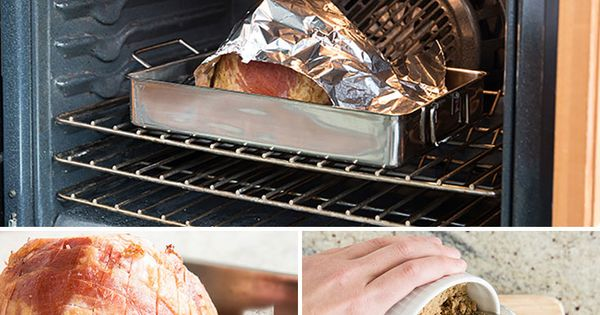 how to cook ham steak on stove