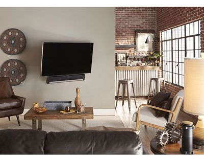 Sanus Advanced Soundbar Mount For Tv Wall Mounts Black Tv Stand Shelves Tv Stand With Mount Mount Black
