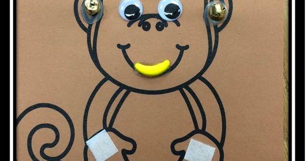 My Five Senses Monkey!...