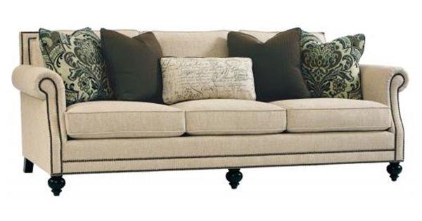 Bernhardt Living Room Brae Sofa B6717 Stacy Furniture Grapevine Allen Plano And
