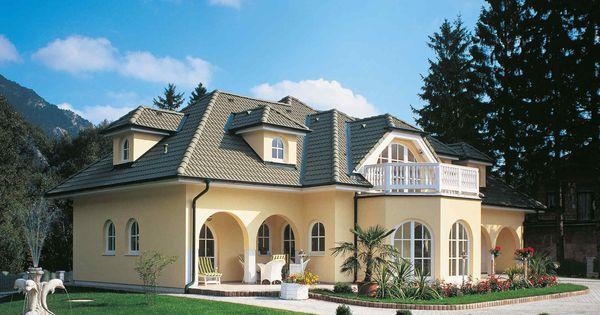 Vario haus architects villa topaz s261 for Fertighaus klassisch