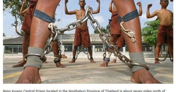 Bang Kwang Center Prison, Thailand  Worst Prisons ...