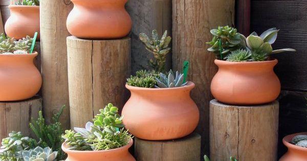 Good Ideas | Flower Pot Ideas