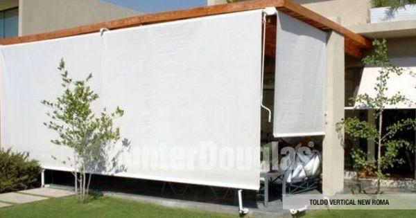 Los toldos son la opci n ideal para habilitar espacios - Toldos para patios exteriores ...