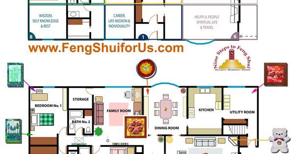 Feng Shui Floor Plans